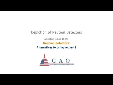 GAO: Depiction of Neutron Detectors