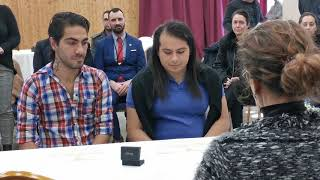 Bίντεο από τον πρώτο gay γάμο στις Κεντρικές Φυλακές