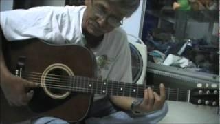 Tình Khúc Ơ-Bai (Trịnh Công Sơn) on Guitar