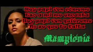 Mery Dee-hey papi ven (con letra)