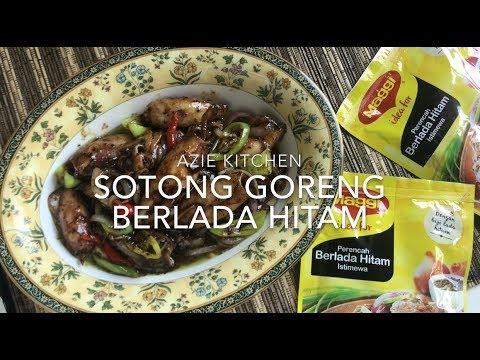 Cara Masak Maggi Kari Sotong - Hans Cooking Recipes