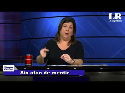 A Pedro Chávarry le conviene renunciar de una vez - SIN GUION con Rosa María Palacios