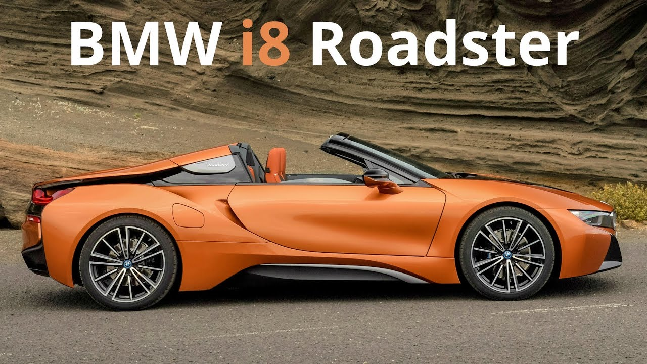 2018 Bmw I8 Roadster The Sports Car Of The Future Youtube