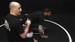 HIPS! How to defend in wrestling - for beginners and experts