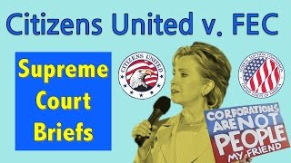 Why Super PACS Dominate Elections | Citizens United v. FEC