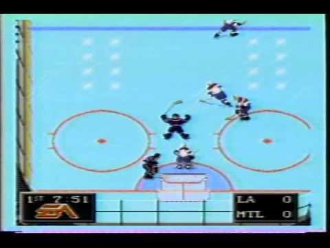 NHL '94 Trailer 1993