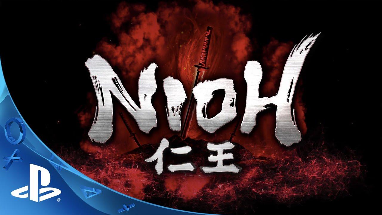Nioh - Alpha Demo Announcement Trailer | PS4