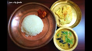 TODAY LUNCH: rice,kalakki,tomato thokku and spl coconut milk rasam .!!