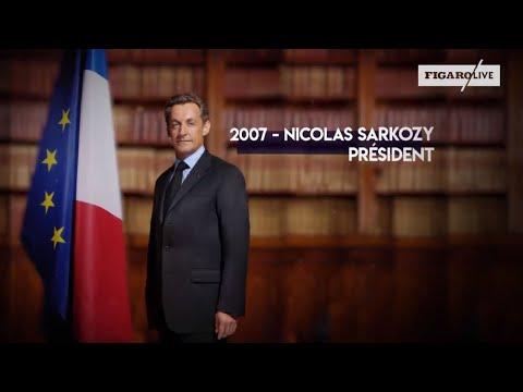 2007-2012 : les années Nicolas Sarkozy (épisode 1)