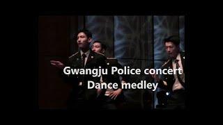 2017年6月30日撮影。 光州で行われた光州警察10周年記念音楽会に参加し...
