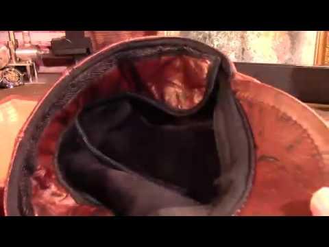 f587de910374a1 LETHMIK Flat Cap Cabby Hat Genuine Leather Vintage Newsboy Cap Ivy Driving  Cap Review