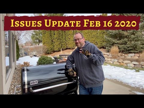 Smoke Fire Issues Update - Feb 16th 2020