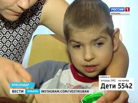 Егор Лиман, 3 года, врожденный порок развития головного мозга