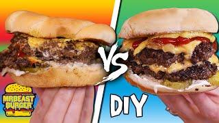We MADE Mr. Beast Burger  ENTIRE MENU