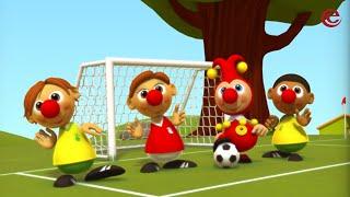Jokie en Jet - voetbal