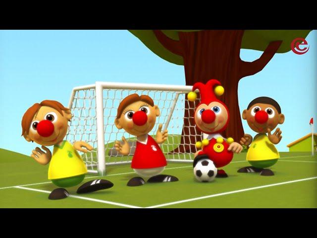 Jokie - Voetbal - Efteling