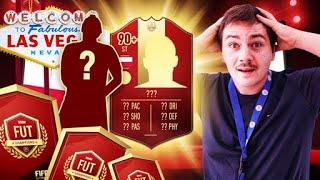 TRAFIŁEM GO!! WALKOUT 90+ OMG! - NAGRODY ZA ELITĘ w LAS VEGAS! | FIFA 19