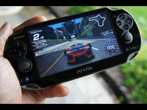 Ps vita adrenaline graphics options best