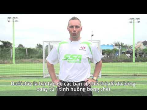 [SSA Sports] Hướng dẫn kỹ thuật sút bóng xoáy như David Beckham
