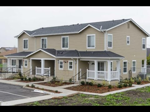 See a modular home constructed 4 plex unit youtube for Prefab granny unit california