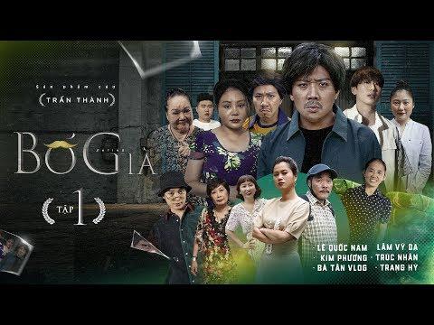 Trấn Thành trở thành ông bố lam lũ, 'cục súc' nhưng giàu tình cảm trong web-drama 'Bố già'