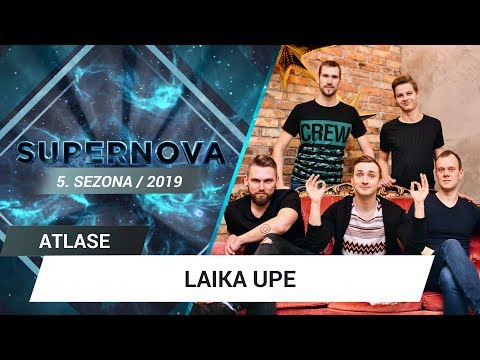 "Laika upe ""Listen to the way that I breathe""  