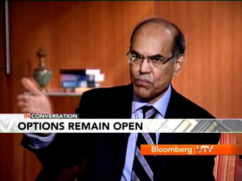 Bloomberg UTV Exclusive: In conversation with D Subbarao
