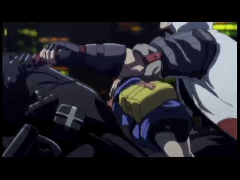 Garo Vanishing Line ep01 fight scene
