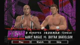 SvR 2007 - WWE vs ROH: One Night Only