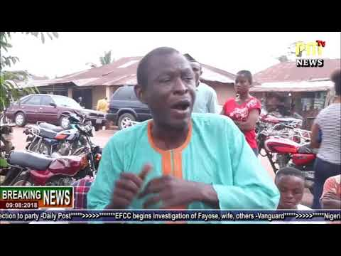 MONDAY EMENIM aka AKPOLO EMPOWER YOUTHS IN IKA SOUTH LGA OF DELTA STATE.