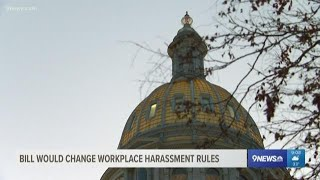 Bill would make reporting workplace harassment easier