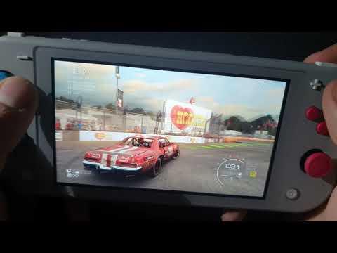 GRID: Autosport on Nintendo Switch