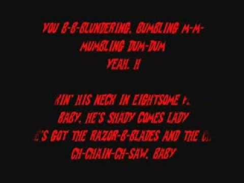 Eminem - I'm Back ( MMLP2 )