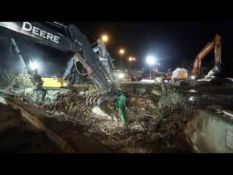 Kent Street Rapid Bridge Replacement By AECON Group Inc.