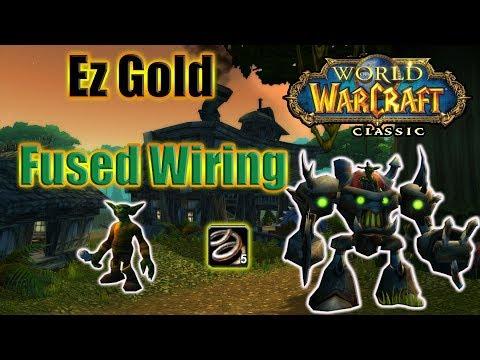 classic wow gold farm