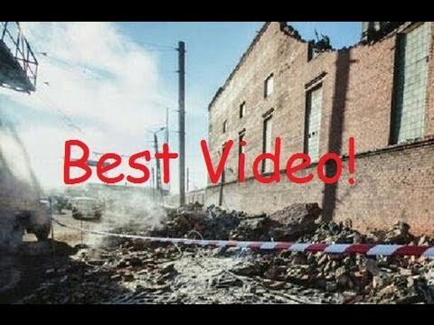 ★ Catastrophe In Russia - Meteorite Fall Ural Chelyabinsk HD