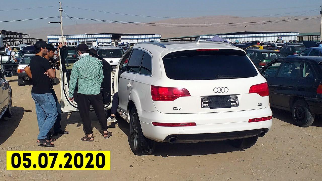 Мошинбозори Душанбе !! Нархи Audi Q7,Mercedes E350,Corolla,Mark II,Ваз 2106