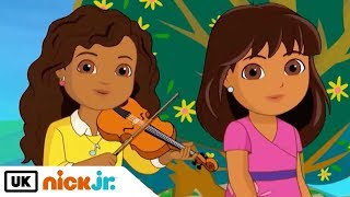 Dora and Friends | Sing Along: Searching For The Music | Nick Jr. UK