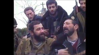 грузинские солдаты на войне