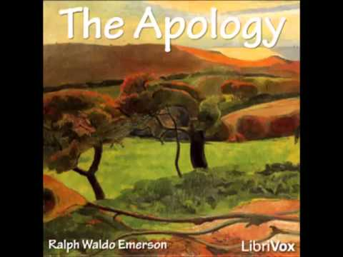 the apology poem summary