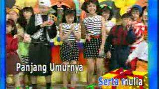 Gambar cover Medley Ultah Trio Kwek Kwek