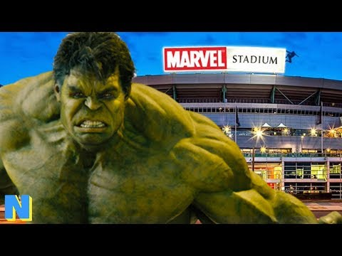 Disney Purchases MARVEL STADIUM! | NW News