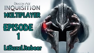 "Dragon Age Inquisition Online Multiplayer ""Let"