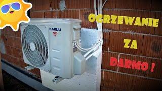 Ogrzewanie za DARMO ! - Powietrzna POMPA CIEPŁA 4kW za 1800 zł | #4
