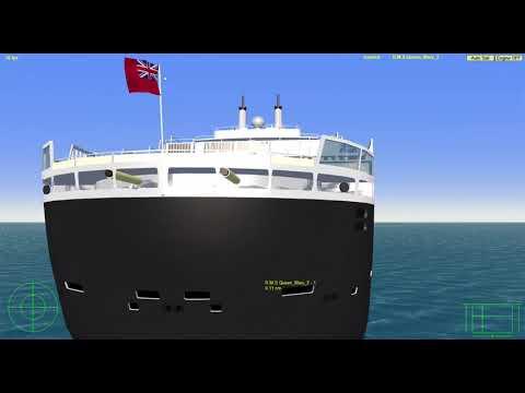 Rms Lusitania Roblox Rp The Sinking Of Rms Carpathia And Rms Lusitania Youtube