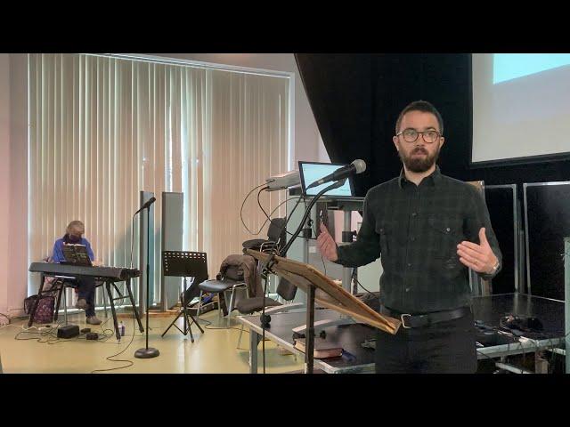 Luke 1:26-55 Sermon - 13 December 2020