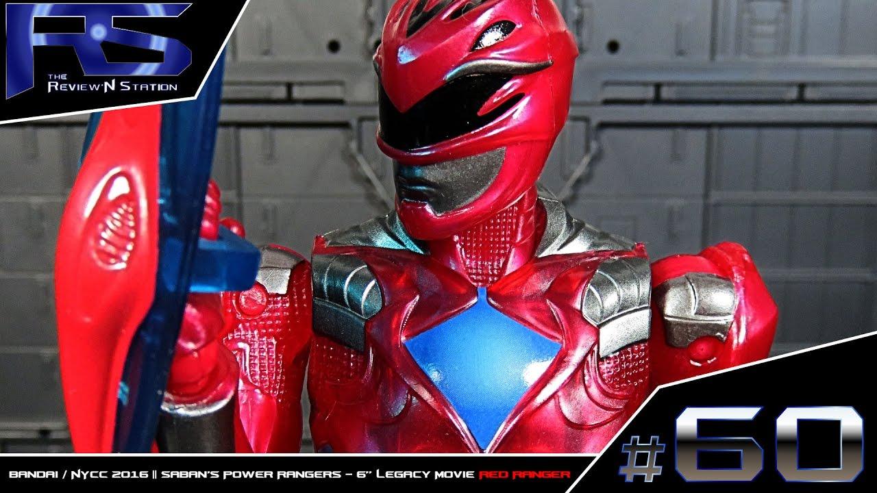 POWER Rangers Legacy Red Ranger T-REX Zord del