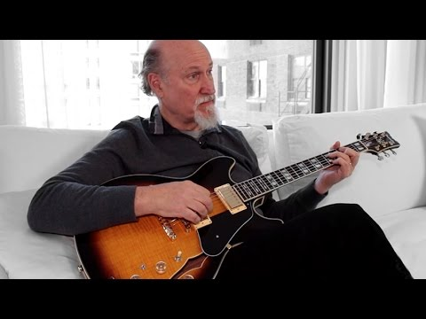 zZounds Exclusive Interview with John Scofield