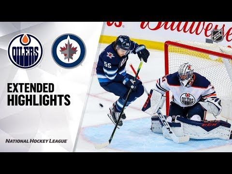 Edmonton Oilers vs Winnipeg Jets | Oct.20, 2019 | Game Highlights | NHL 2019/20 | Обзор матча
