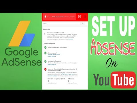 HOW TO MAKE GOOGLE ADSENSE ACCOUNT IN MOBILE PHONE ( Tagalog Tutorial ) Phillippines